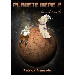 Planète mère Terre d'écueils